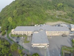 社会福祉法人三篠会殿の施設を空撮させていただきました。
