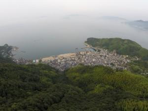 広長浜町全景