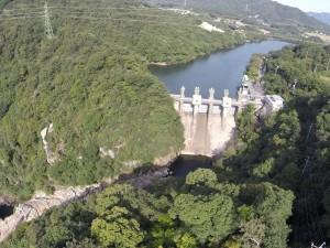 二級ダム・二級峡