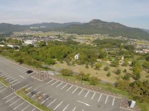 公園・50m上空