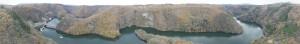 神竜湖全景
